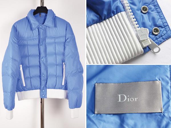 定30万 05AW エディ期 Dior Homme グラム期 ダウンジャケット 48
